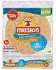 $0.55 off (2) Mission Whole Wheat Tortillas