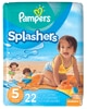 $2.00 off ONE Pampers Splashers Swim Diapers