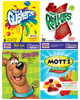 $0.50 off TWO Boxes Betty Crocker Fruit Snacks