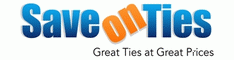 Save on Ties Coupon