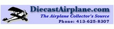 Diecast Airplanes Coupon