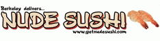 Nude Sushi Coupon