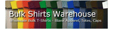 Bulk Shirts Warehouse Coupon