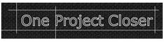 One Project Closer Coupon
