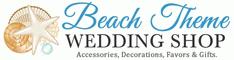 Beach Theme Wedding Shop Coupon