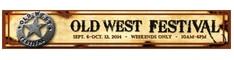 Old West Festival Coupon
