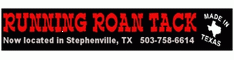 Running Roan Tack Coupon