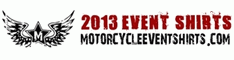 Motorcycle Events Shirts Coupon