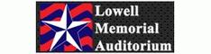 Lowell Memorial Auditorium Coupon