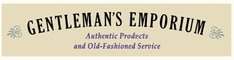 Gentlemans Emporium Coupon