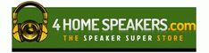 4HomeSpeakers Coupon