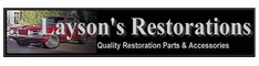Laysons Restorations Coupon