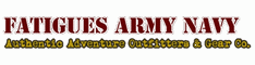 Fatigues Army Navy Coupons