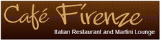 Cafe Firenze Coupon