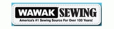 Wawak Sewing Coupon