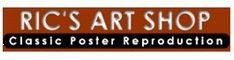 Ric's Art Shop Coupon