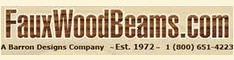 Faux Wood Beams Coupon
