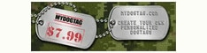 My Dog Tag Coupon
