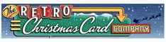 Retro Christmas Card Company Coupon