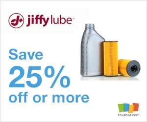 Jiffy Lube coupons & promo codes