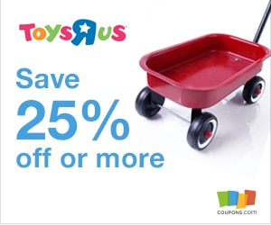 Toys R Us coupons & promo codes