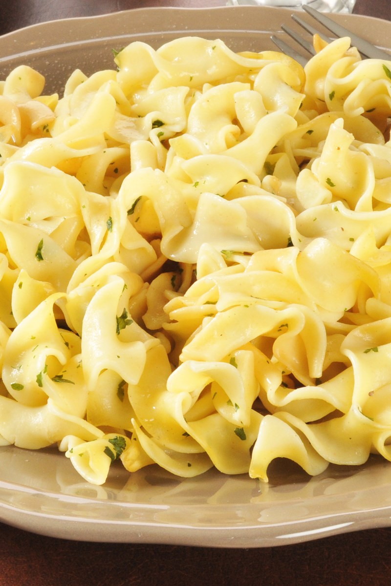 How to Make Buttered Noodles advise
