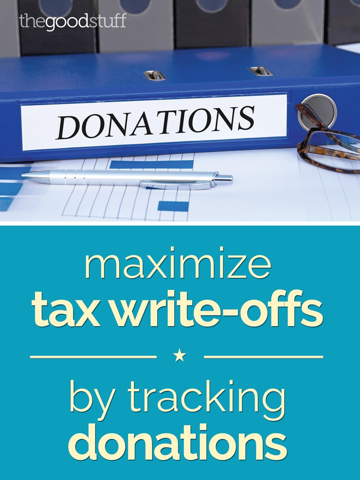 tax write off for donations