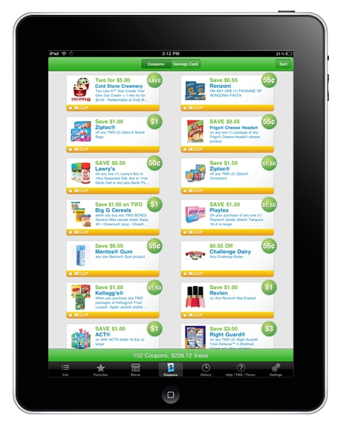 Ipad discount coupons