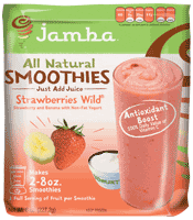 $1 off 1 Jamba All Natural Frozen Smoothie Kit ~Facebook~Print~ GIC2