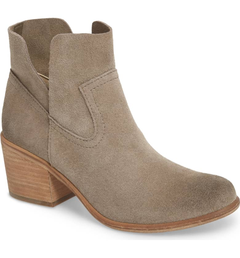 25% Off Brice Notched Bootie