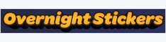 OvernightStickers Coupon