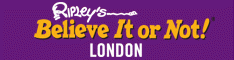 Ripley's Believe It or Not! London Coupons