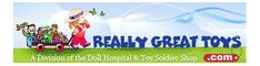 ReallyGreatToys.com Coupon
