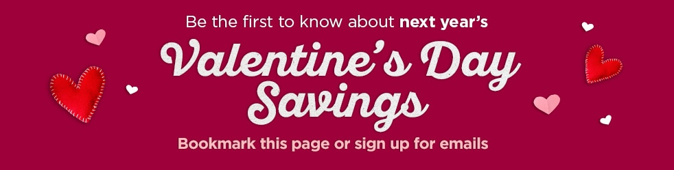 our terms of use and privacy policy are changing please review them if you use our sites or applications on or after february 20th 2018 you are agreeing - Valentine Deals