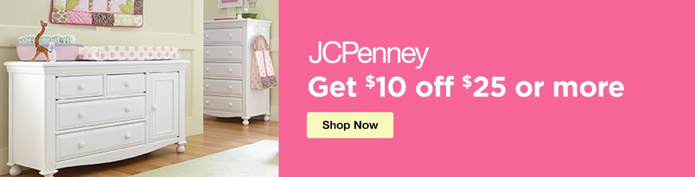 jcpenney - Presidents' & Valentine's Day Event! Save $10 Off $25+