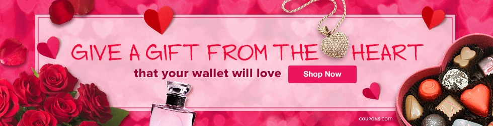 Best Valentine's Day Coupons 2016