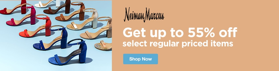 Neiman Marcus - Save Up to 55% Off Select Regular Priced Items
