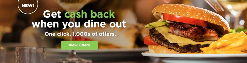 Cash Back Dining