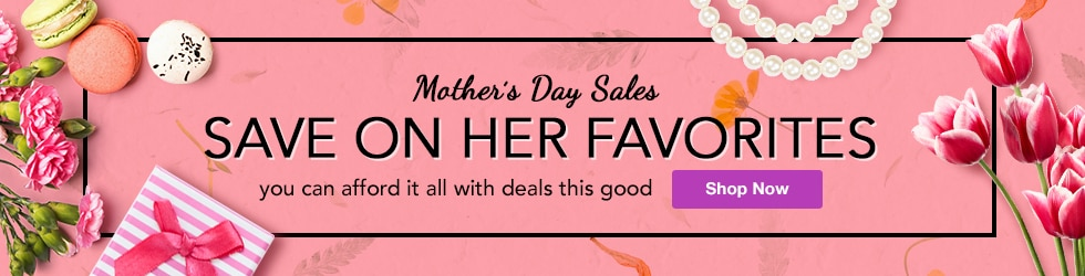 Mother's Day Sales 2016