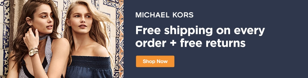 Michael Kors - Free Shipping on Every Order + Free Returns