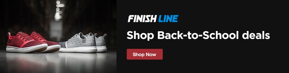 Finish Line - Shop Back to School Deals