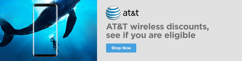 AT&T Wireless - AT&T Wireless Discounts, See if you are Eligible