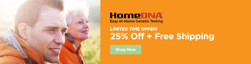 Home DNA - Limited Time Offer! 25% Off + Free Shipping