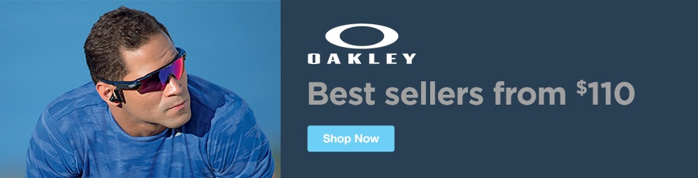 Oakley - Oakley Best Sellers from $110