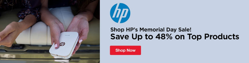 HP - Shop HP's Memorial Day Sale! Save Up to 48% on Top Products