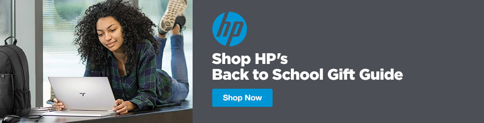 HP - Shop HP's Back to School Gift Guide