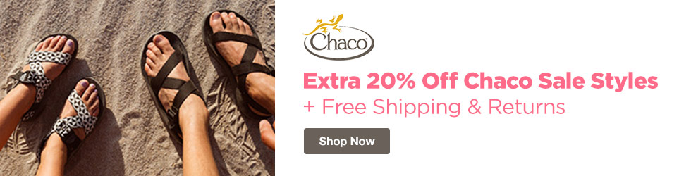 Chaco - Extra 20% Off Chaco Sale Styles + Free Shipping & Returns