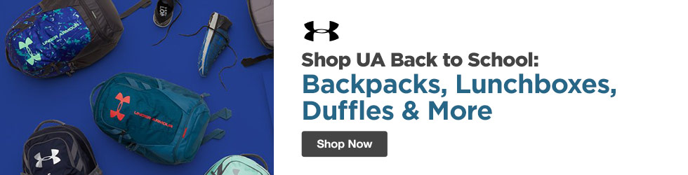 Under Armour - Shop UA Back to School: Backpacks, Lunchboxes, Duffles & More