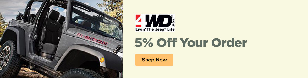 4WD (4 Wheel Drive Hardware) - 5% Off Your Order