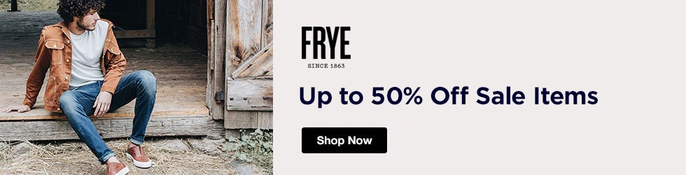 The Frye Company - Up to 50% Off Sale Items